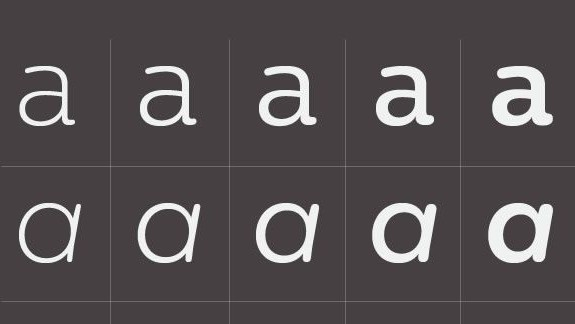 Modern Free Fonts for Graphic and Web Designers